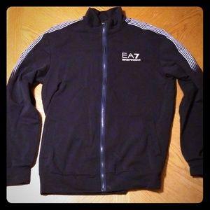 Emporio Armani Zip Up Jacket